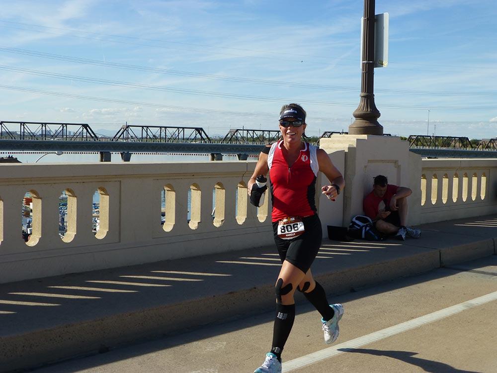 Angela Smith, All World Athlete, Ironman & Triathlon competitor